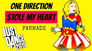 Just Dance: One Direction - Stole My Heart Gameplay FANMADE