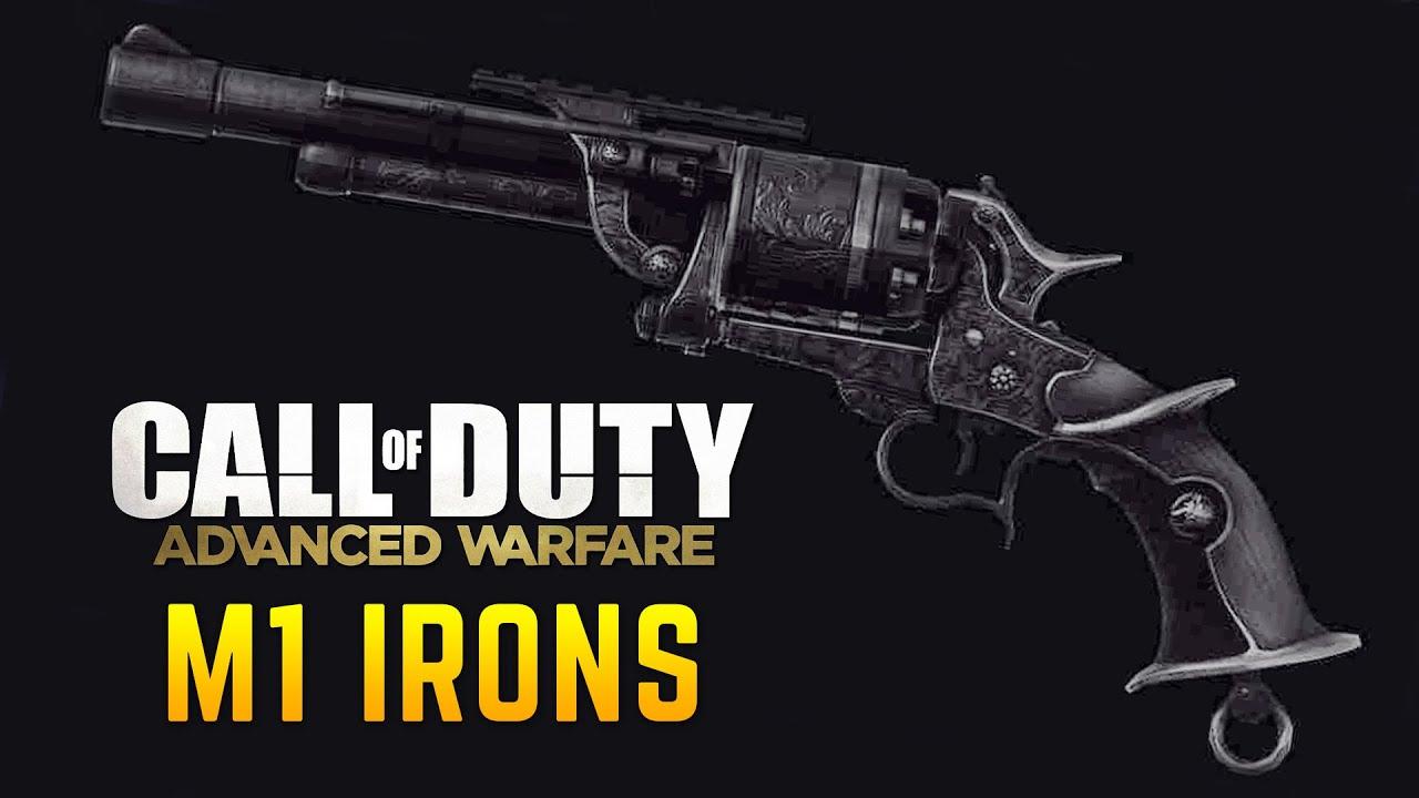 "Call of Duty: Advanced Warfare - Neue Infos zur ""M1 Irons ..."