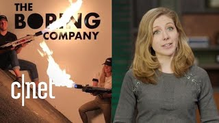 Elon Musk's flamethrower selling like hotcakes (CNET News)