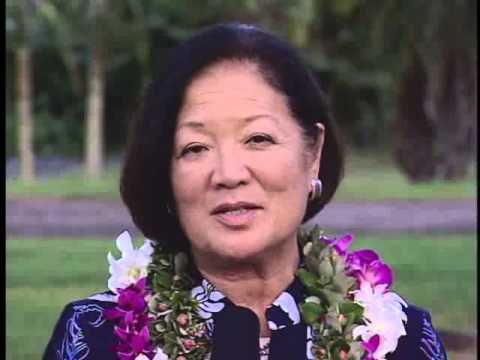 Hawaii Political Reporter Mazie Hirono on the stakes in the Hawaii Senate Race short ver.