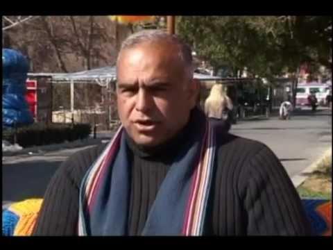 Голодовка бывшего кандидата в президенты Армении