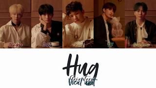 SEVENTEEN (세븐틴) - Hug (포옹) (Color Coded Lyrics Eng/Rom/Han/가…