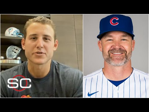 Anthony Rizzo describes David Ross' impact as Cubs manager   SportsCenter