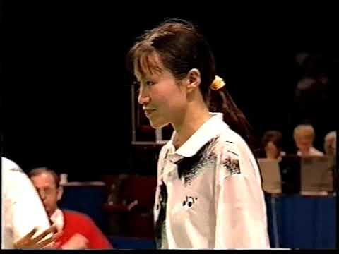 1997 AE Final WD GeFei GuJun vs Eliza Resiana Zelin
