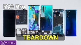 Huawei P30 Pro Teardown - Tutorial