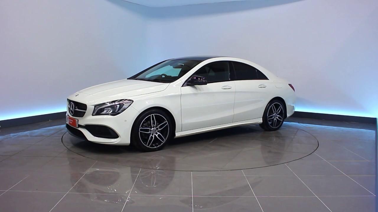 Finish Line Motors >> Mercedes-Benz Cla Class 1.6 CLA180 AMG Line 7G-DCT - YouTube
