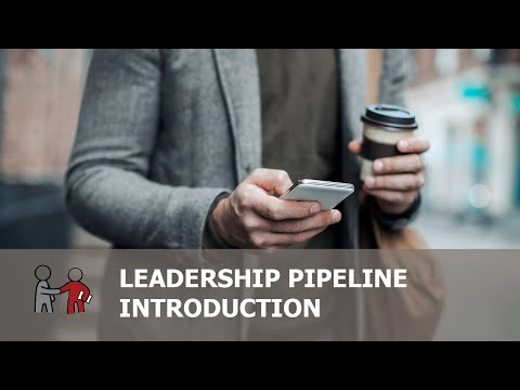 The Leadership Pipeline Model Building The Next Generation