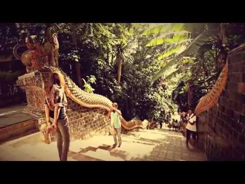 Meditation Centre  Chiang Mai Thailand - Wat Pra Thart Doi Suthep  Buddhist Temple