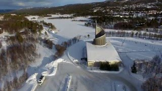Norwegen Winter in Geilo