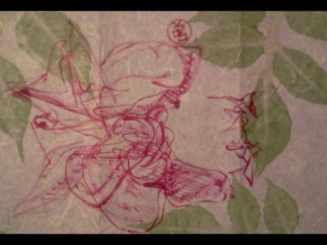 Orhidee & origami