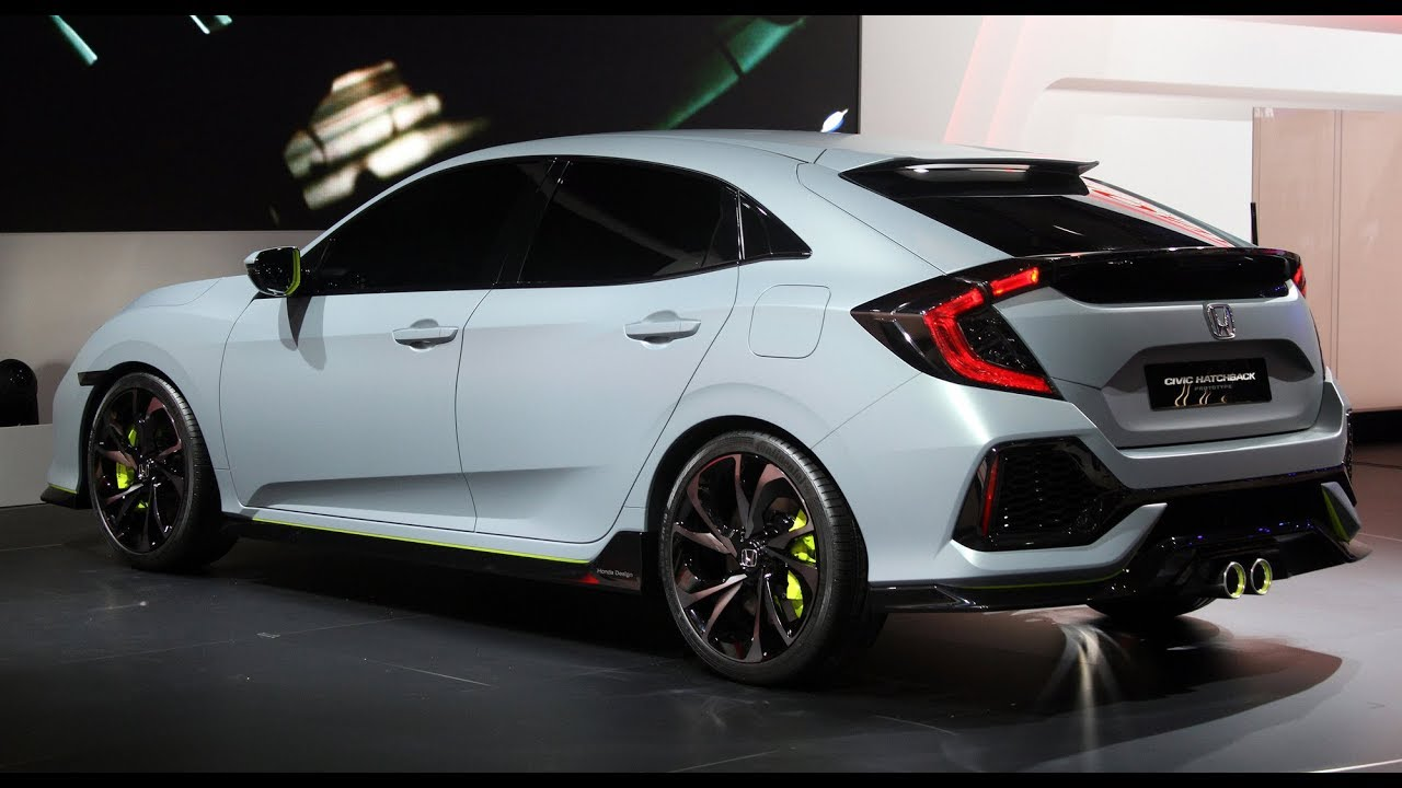 Top 10 Upcoming New Honda Cars In 2017   2018 In Pakistan