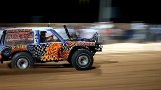 Sand Dragrace Dubai 6cyl Big Turbo