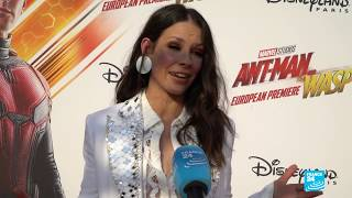 """Evangeline Lilly on #TimesUp movement: """"We now see equal billing on a Marvel Film!"""""""