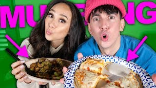JUICY QUESTION MUKBANG with FRANNY!!