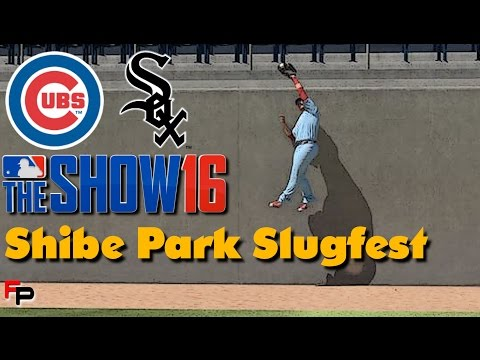 MLB 16 The Show - Cubs & Sox - Fantasy Draft Franchise Mode  - Ep. 6