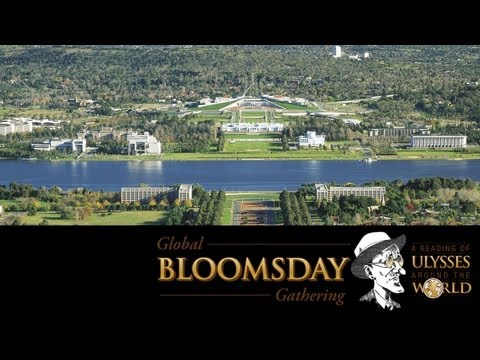 Global Bloomsday Gathering -- Canberra