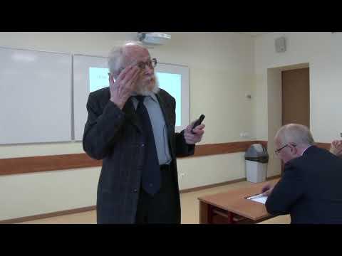 Лекция Револьда Энтова «Теория экономического роста: некоторые проблемы»