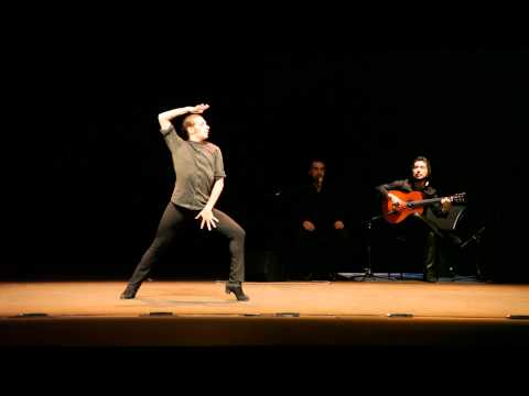 Israel Galván - Flamenco Festival London 2011