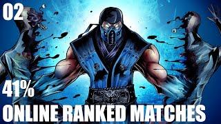 Mortal Kombat X Online Ranked Matches - 41% Corner (MKX PC Gameplay)