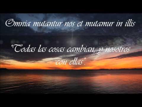 Frases En Latin Que Empiezan Con La Letra N Traducidas Al Castellano