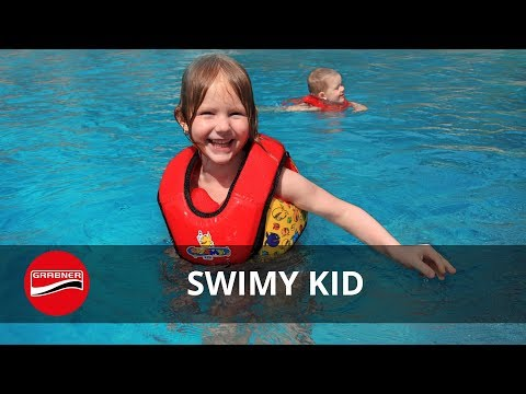 "Video: ""Swimy"" Children's Swim Learning Aid"