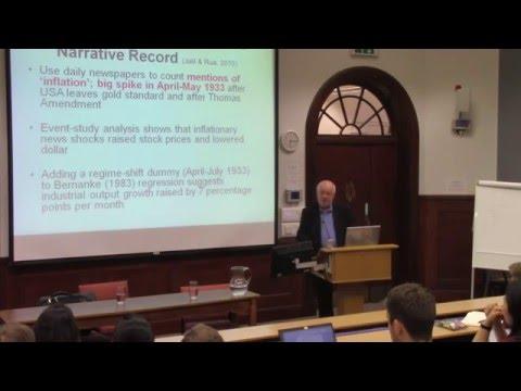 Economic History for Economists: Why?