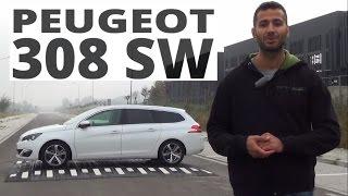 Peugeot 308 SW 1.2 PureTech 130 KM, 2014 - test AutoCentrum.pl #135