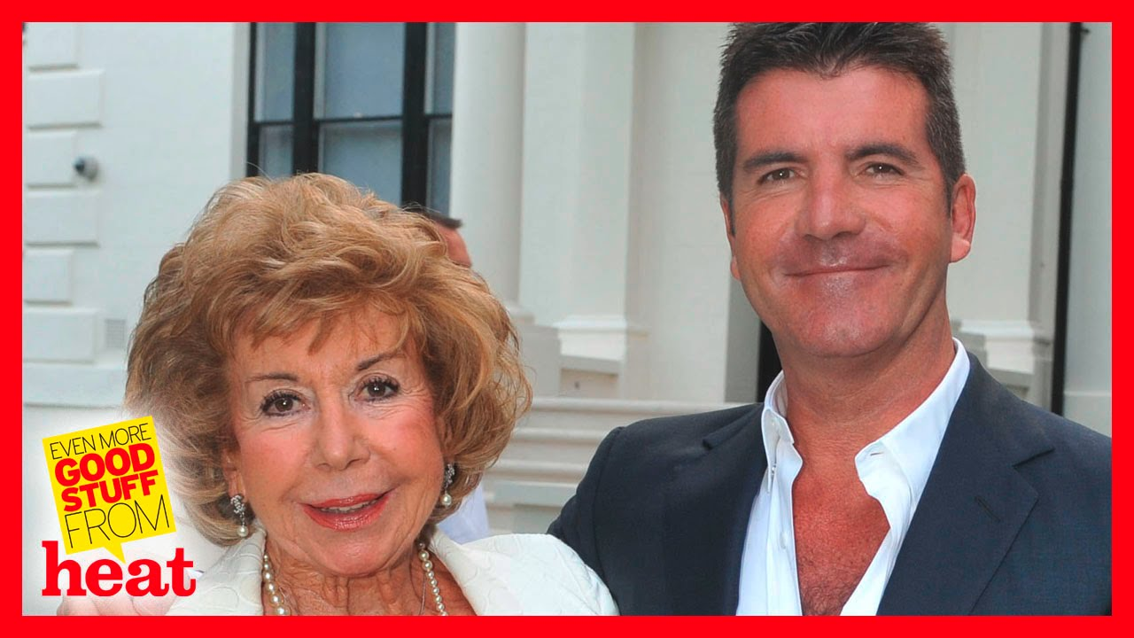 Simon Cowell Opens Up About The Death Of His Mother Youtube