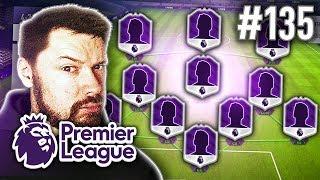 PREMIER LEAGUE DRAFT! - FIFA 18 Ultimate Team Draft #135