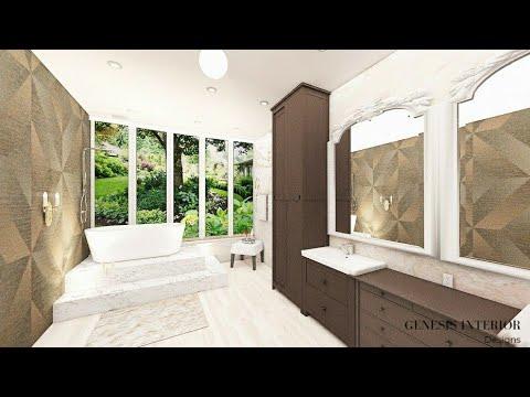 ||Bathroom Interior Floorplan||Roomplanner||2020 Interior Design Ideas||Room Makeover||Timelapse||