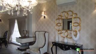 BRAND NEW FULLY FURNISHED BUNGALOW IS AVAILABLE FOR SALE IN DHA PHASE 6 - BLOCK H LAHORE