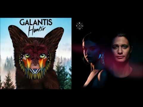 Hunter Aint Me Mashup  Galantis & Kygo & Selena Gomez