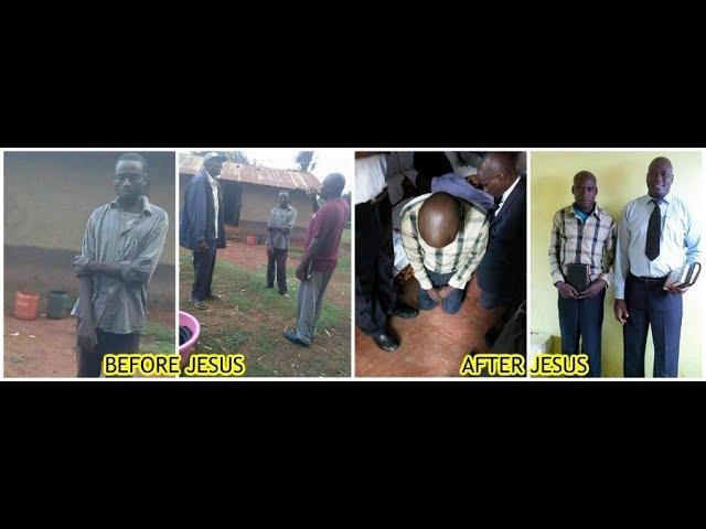 Paul the Proselyte - Door-to-Door Evangelism in Moi's Bridge Kenya Leads to NEW LIFE IN JESUS