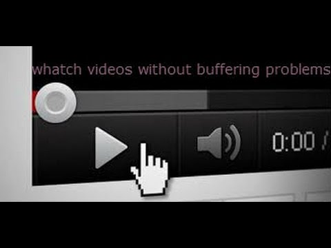 how to keep youtube from buffering