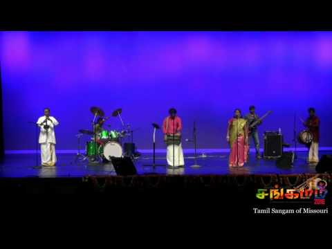 Anthony Daasan Intro & Music @ Missouri Tamil Sangam