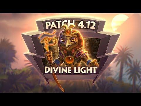 SMITE Patch Notes VOD - Divine Light (Patch 4.12)
