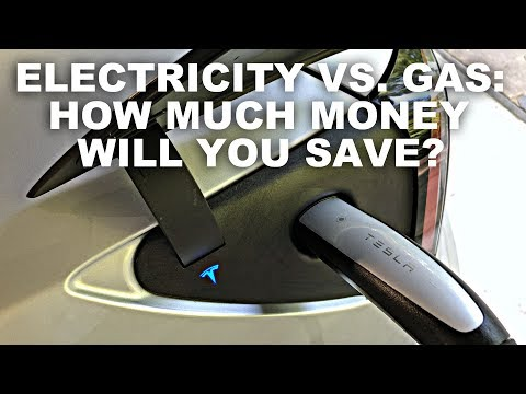 How Much Does Your Electric Bill Go Up From Charging An Electric Car? (Not Much...)