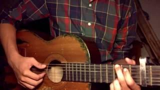 ĐỒNG THOẠI ( sắc màu tình yêu ) cover Guitar