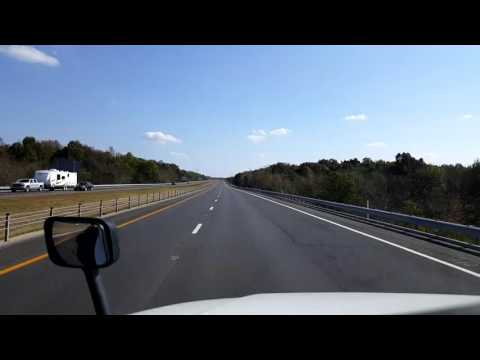 Bigrigtravels Live! - Paducah, Kentucky to Clarksville, TN - Interstate 24 - October 30, 2016