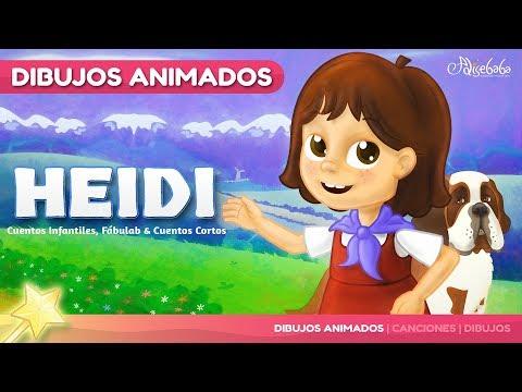 Heidi   Cuentos Infantiles en Español   Cuentos para niños