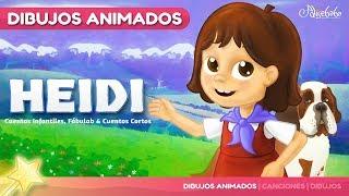 Heidi cuento para niños | Cuentos Infantiles en Español