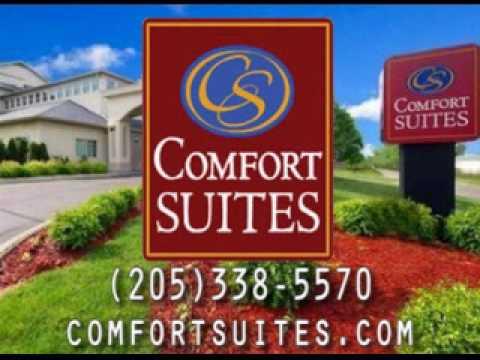 Hotel in Pell City AL Comfort Suites