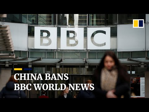 China bans BBC World News over Xinjiang report and after China state broadcaster loses UK licence