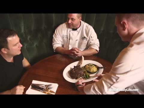 Metropolitan Grill of Seattle - Delicious Behind the Scenes Look