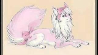 wolf cute drawings