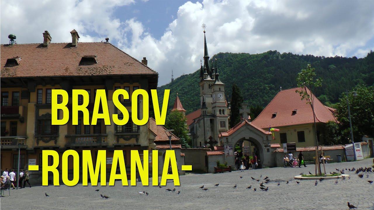 БРАШОВ город в сердце Румынии 2019/BRASOV - city in the heart of Romania