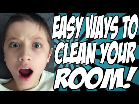 May 24, · To clean your room in record time, make your bed and take that overflowing trash can out to the dumpster, this will make your room look way cleaner. Throw dirty laundry in the hamper and sort your books, toys, and clothes into piles to put away%().