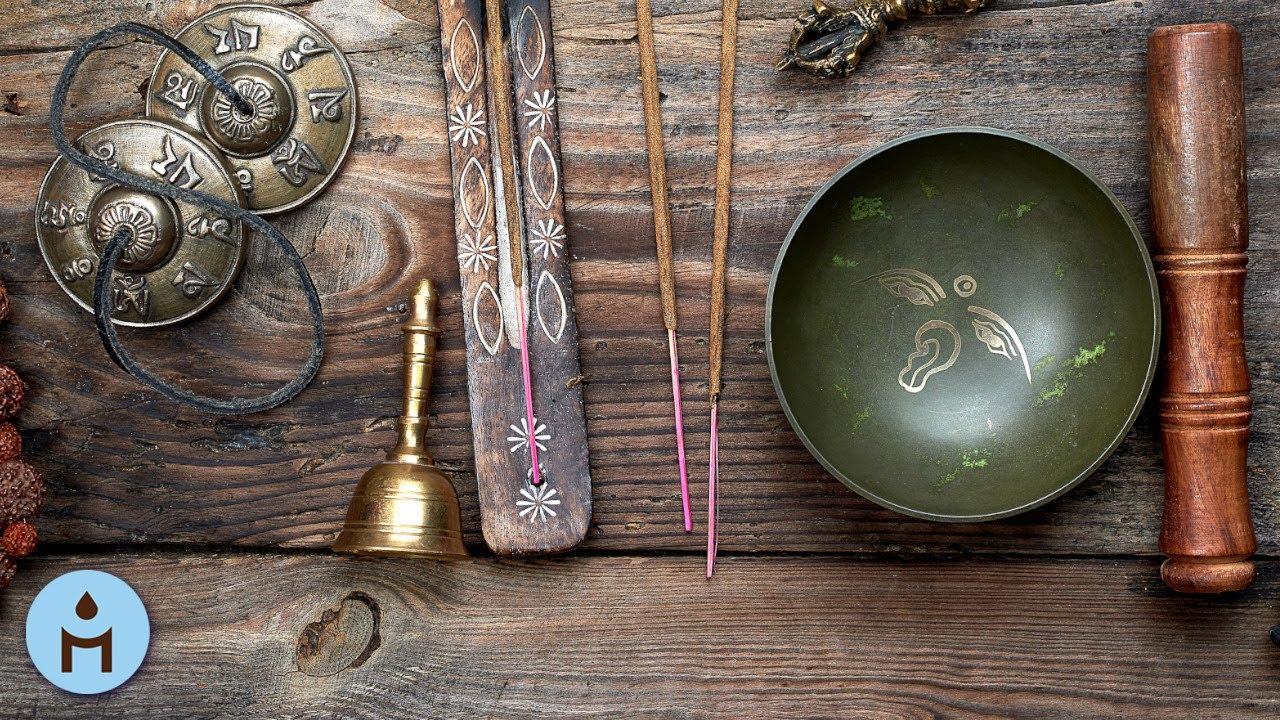 Tibetan Meditation: Healing, Sleep, Zen, Peace, Sleep Music, Yoga Music, Therapy for Relaxation ✤823
