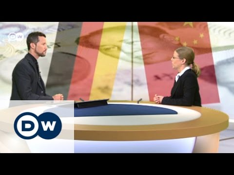 Talk: China's acquisitions in Europe   Made in Germany