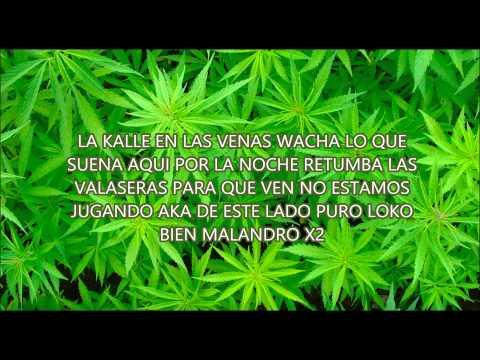 La Calle En Las Venas LETRA   Maniako Feat  Lirick & Chu1One